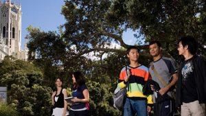 ニュージーランドの大学へ進学