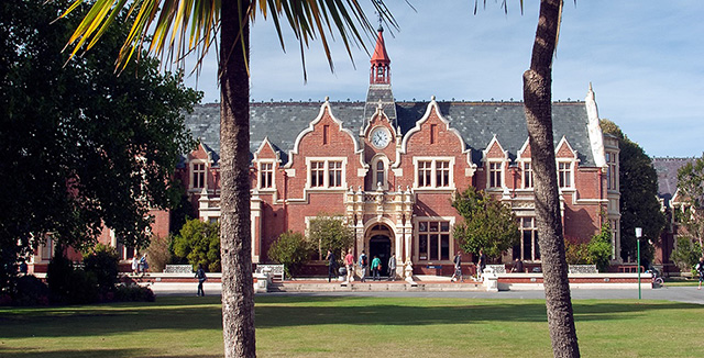 LINCOLN UNIVERSITY リンカーン大学 学生寮