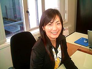 オフィスマネージャー:寺川 昌子(てらかわ まさこ)