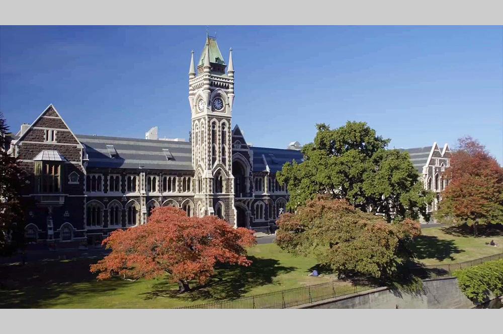 University of Otago 学生寮