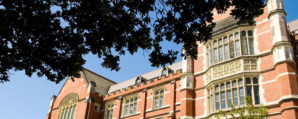 ニュージーランドの大学